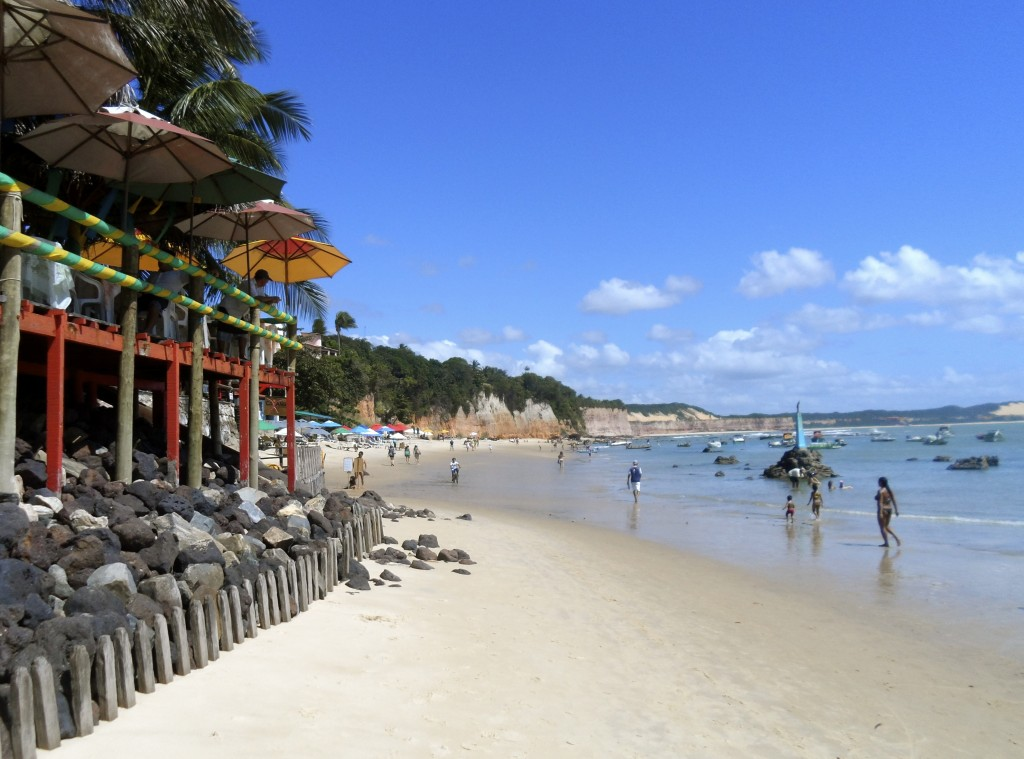 Praia da Pipa is one of my favourite beaches in Brazil