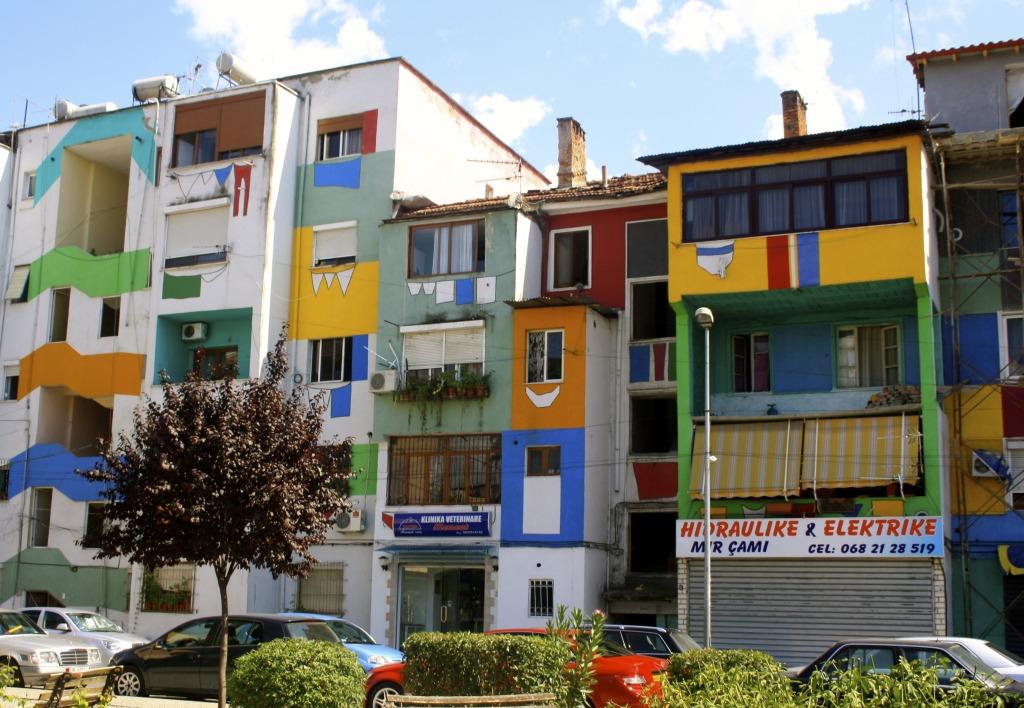 Tirana.