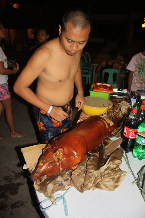 Lechon. Philippine food at it's best.