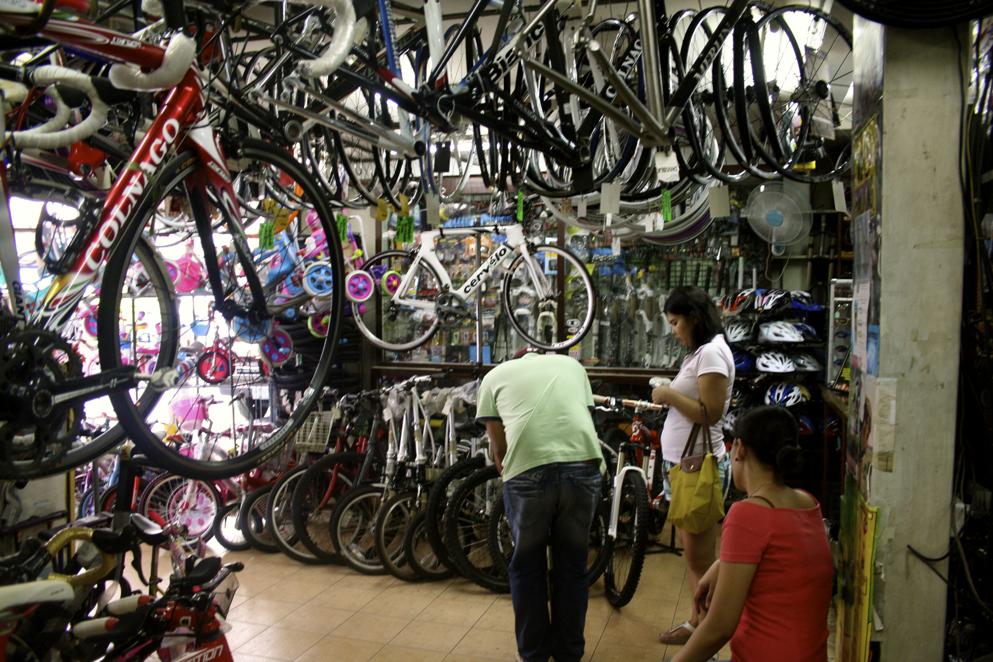 Bike shop online philippines