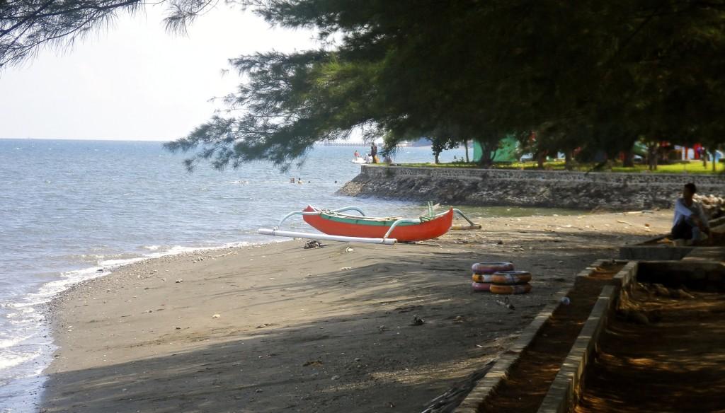 Java coastline.
