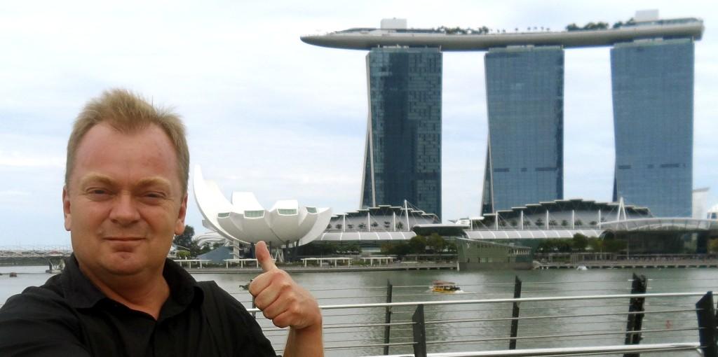 I love Singapore