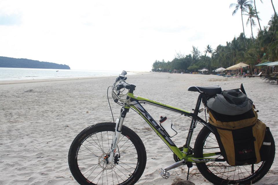 Cycling Langkawi