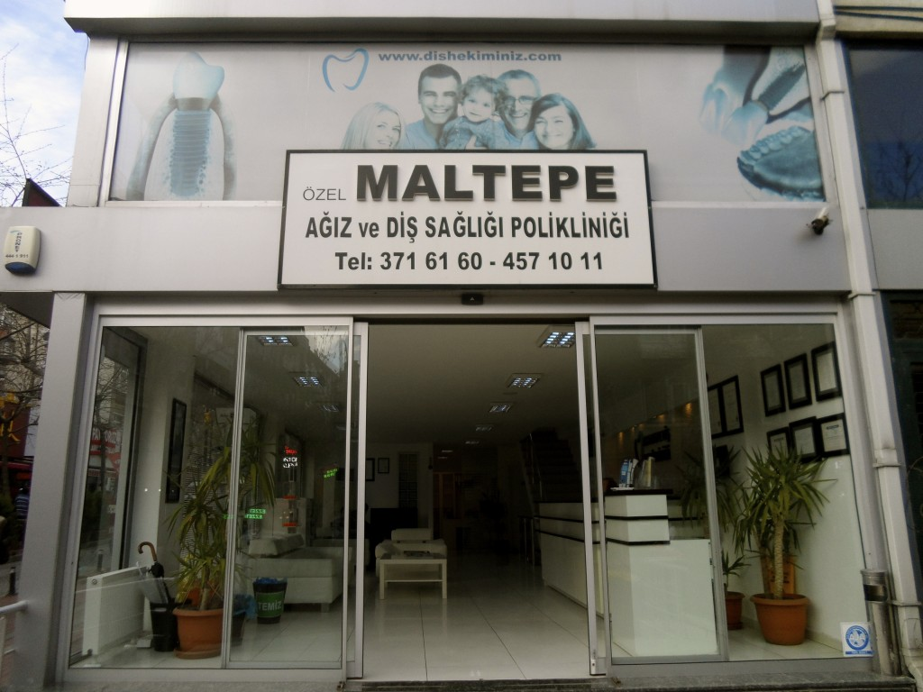 Maltepe dental clinic.