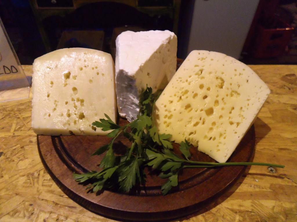 Come and have some albanian cheese.
