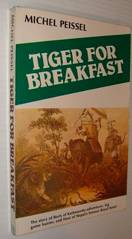 Tiger for Breakfast.
