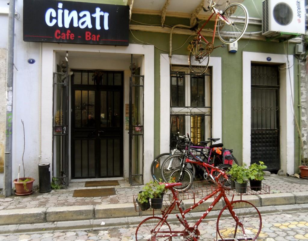 Cinati Cafe.