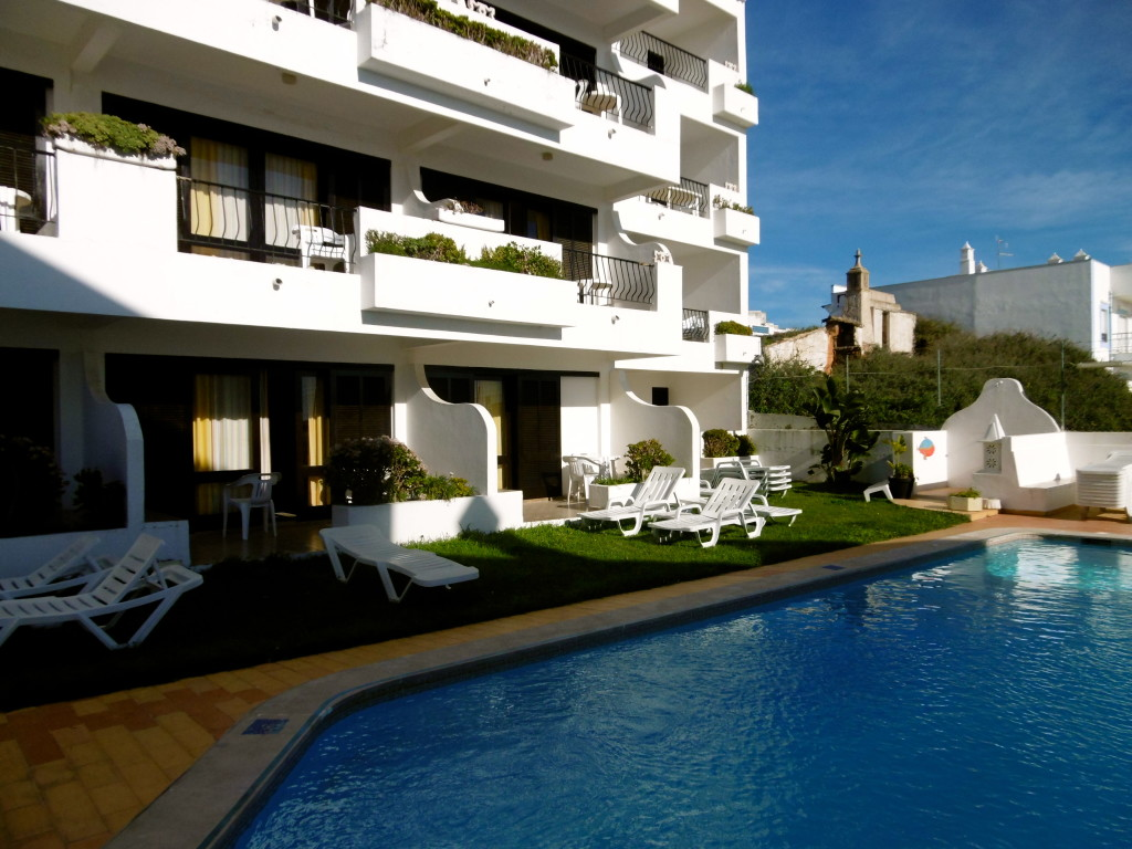 Perfect for a long stay in Albufeira.