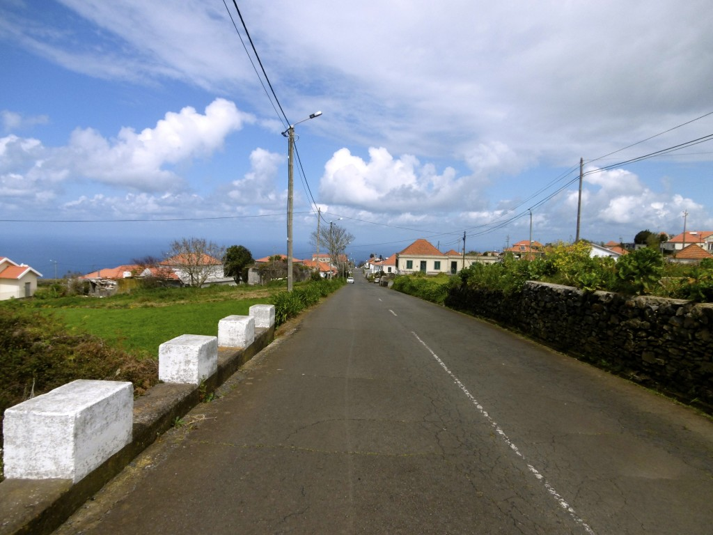 Cycling Madeira.
