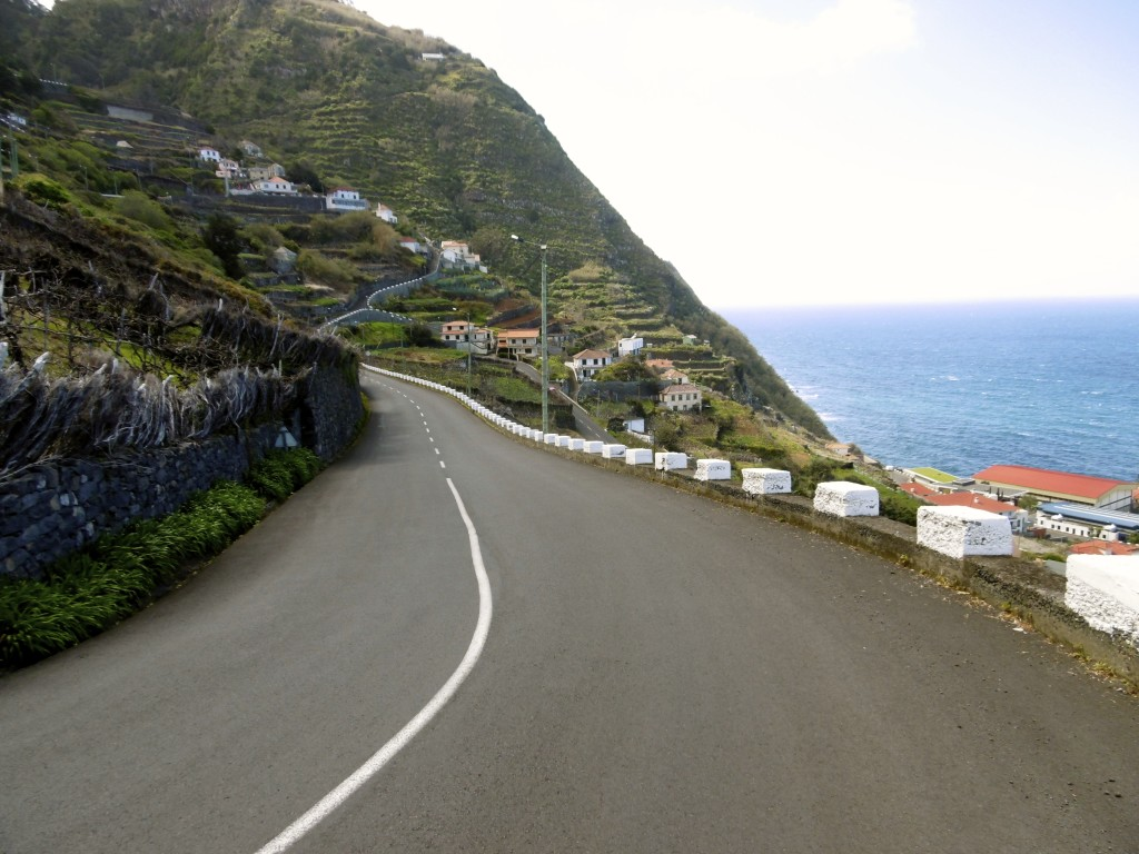 Madeira is beautiful.