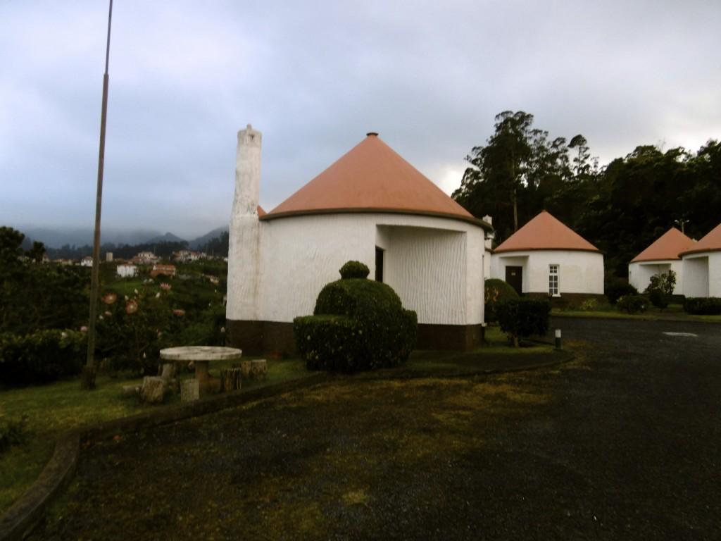Cabanas Sao Jorge.