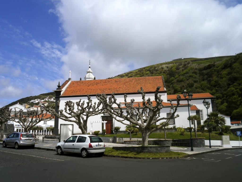 Photo from the town Velas on Sao Jorge.