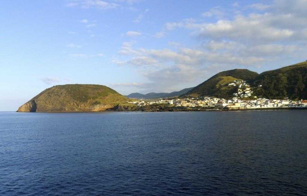 Sao Jorge Island.