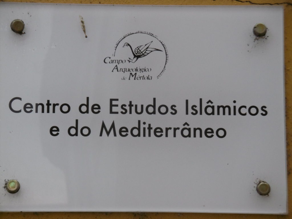 Center of islamic studies in Mertola.