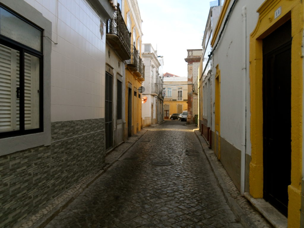 Nice Airbnb street, but not a guest house street, when they do not have a sign outside