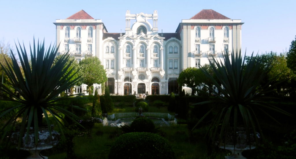 Hotel Curia Palace.