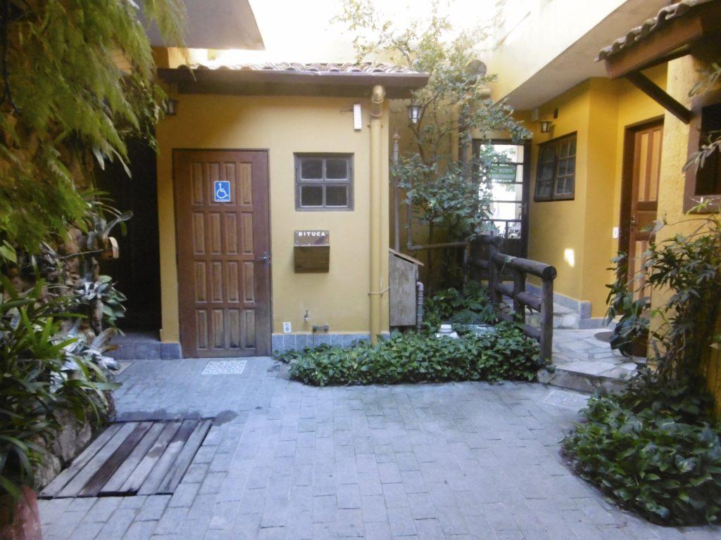 Maresias Hostel.