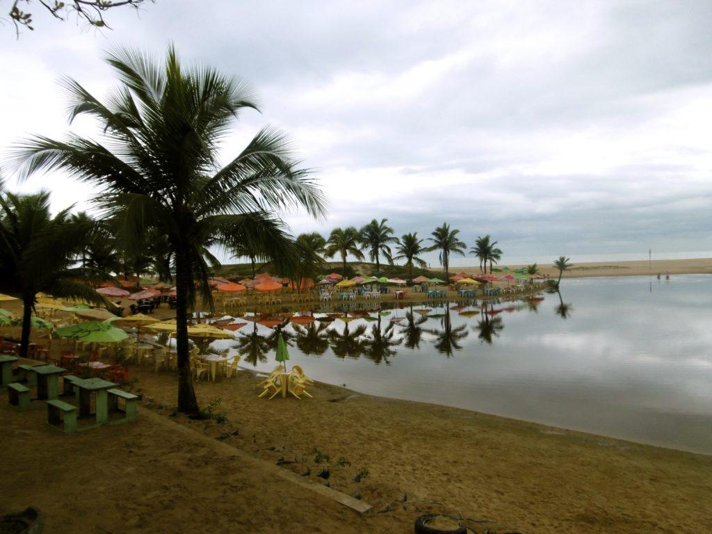 Lagoa do Siri.