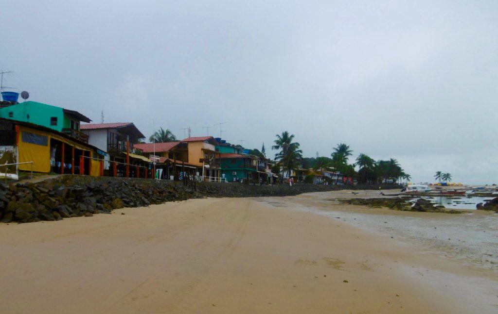 Terceira Praia.