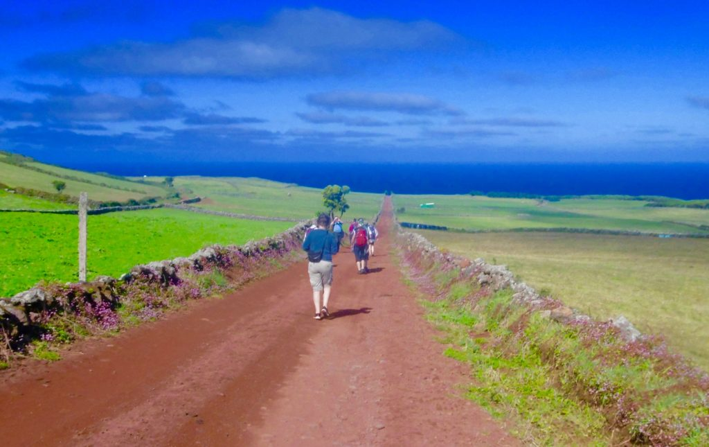The Azores is hikers paradise.