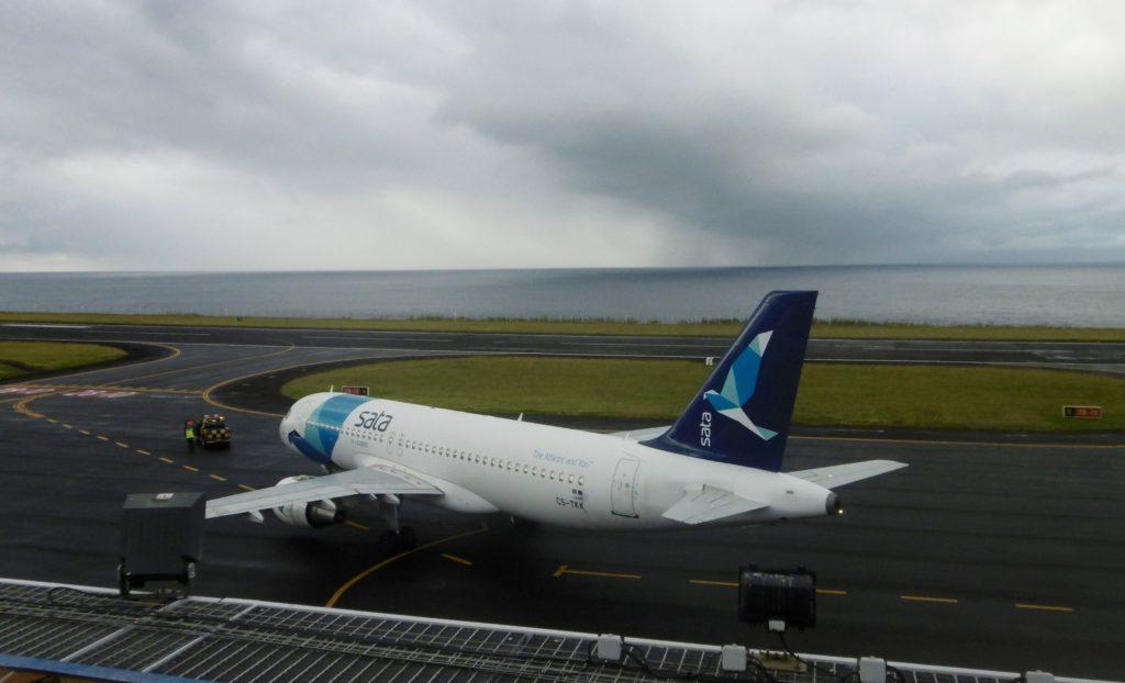Sata Airlines.