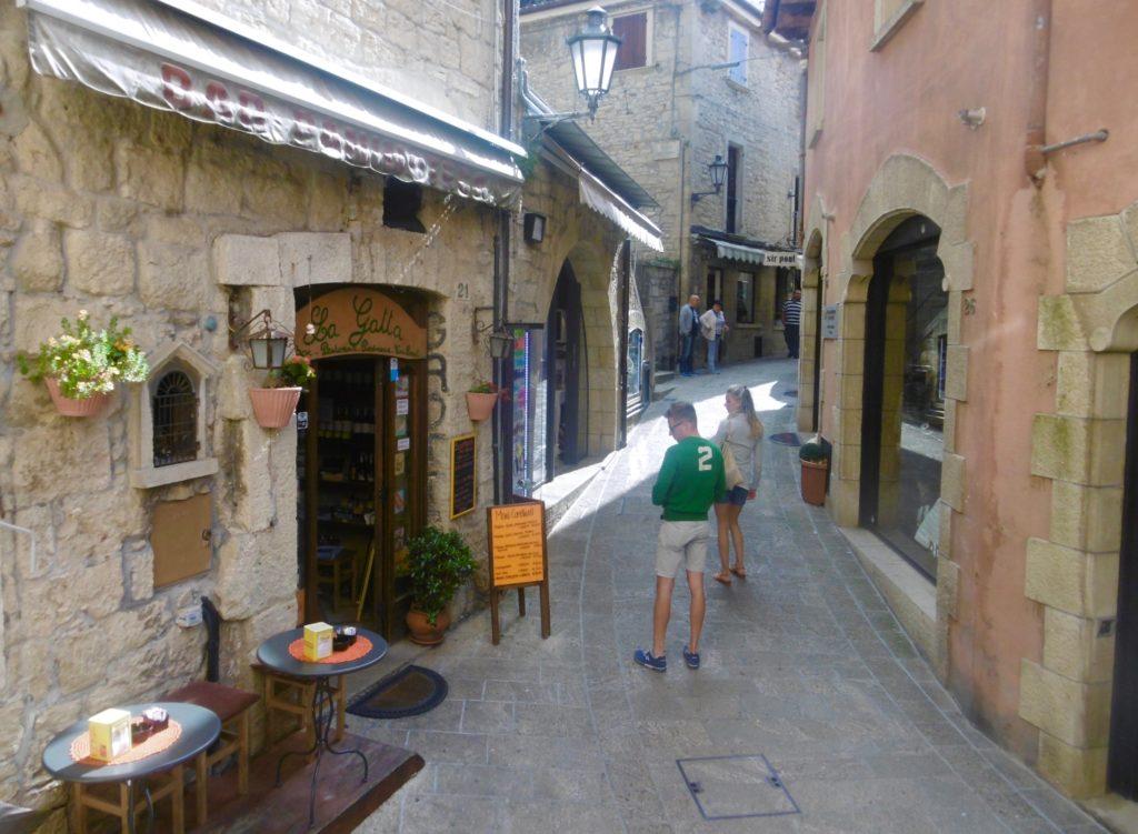 Visiting San Marino.