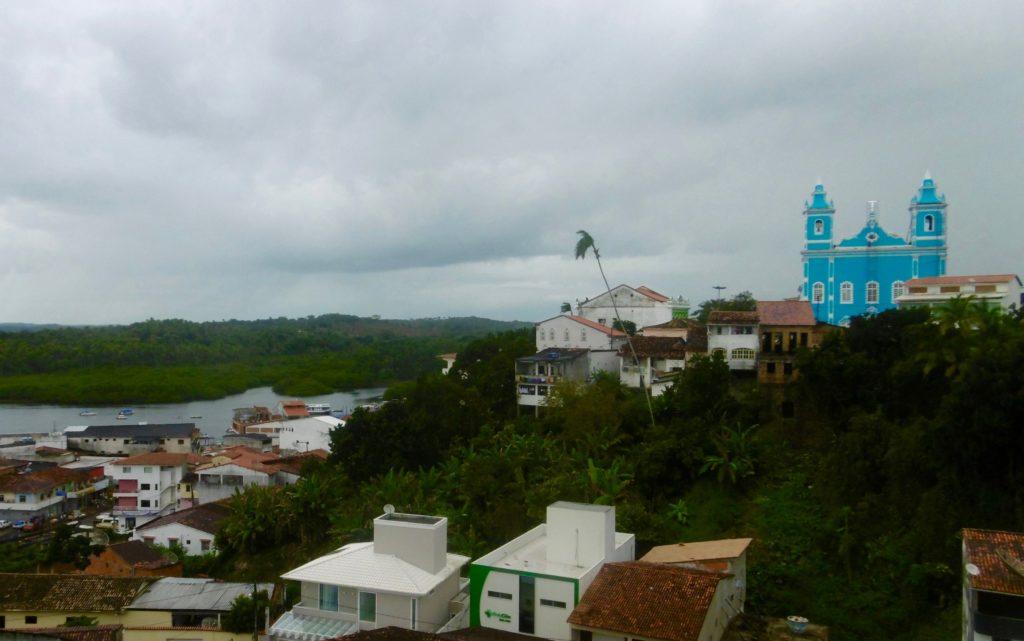 Camamu in Bahia.
