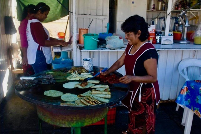 Mexico is one of the 3 best countries in the world for eating.