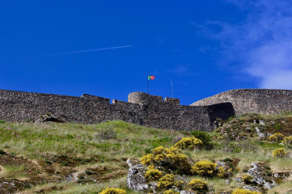 Portugal's Eagles nest.