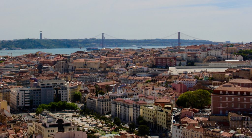 Lisbon is a wonderful city.