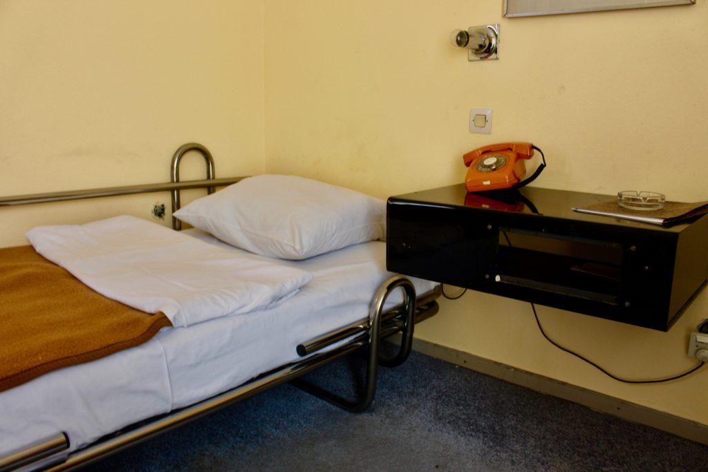 My room at Hotel Zlatibor.