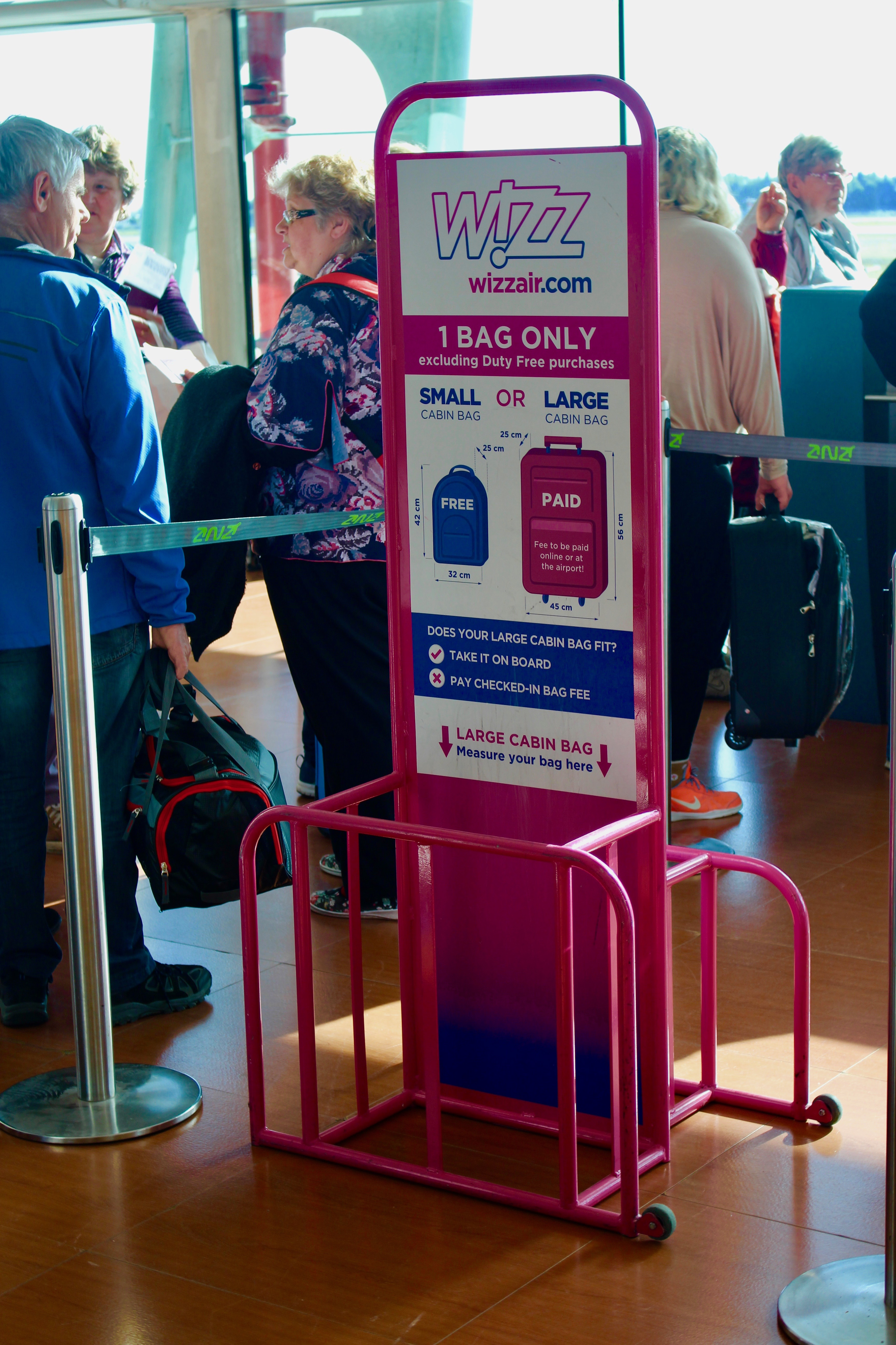 Here Is My 5 Cents About Wizzair Hungarian Budget Airline