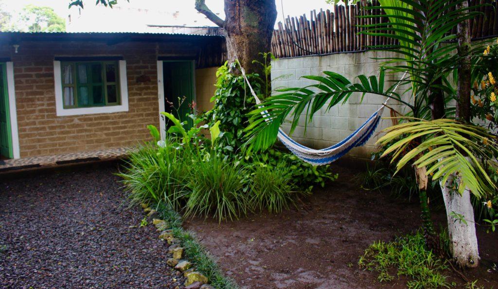 Casa Jacaranda in Antigua.