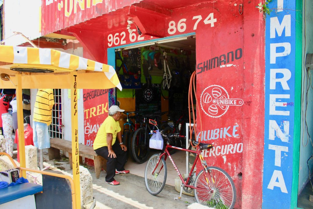 Unibike in Tapachula is a great place.