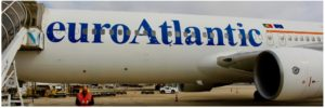 EuroAtlantic Airways.