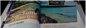 I like the inflight magazine at EuroAtlantic Airways.