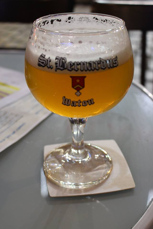 Going to Bruxelles for a beer is always good.