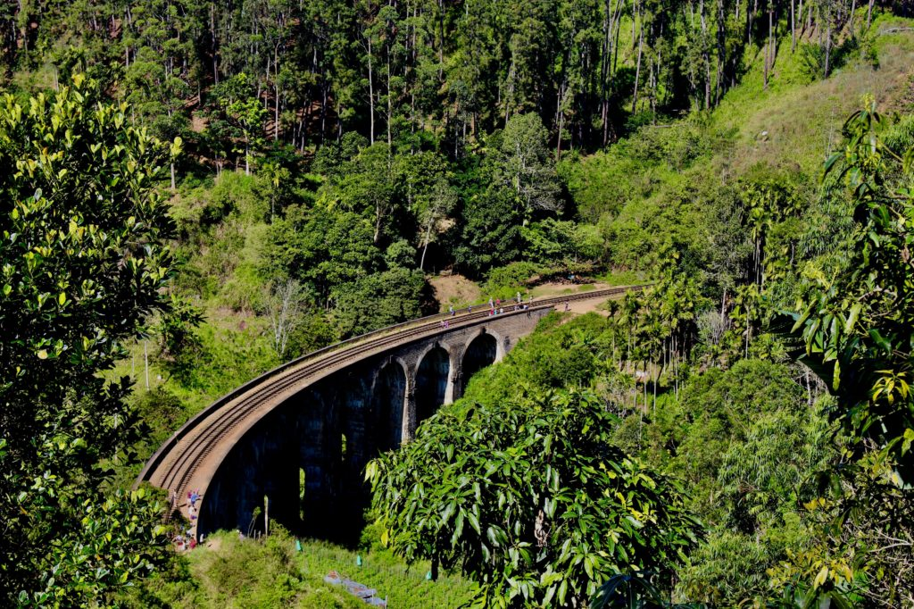 Railway bridge near Ella.