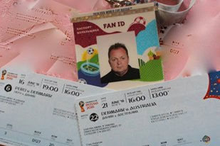 Fan ID and tickets gives you free travel in Russia this summer.