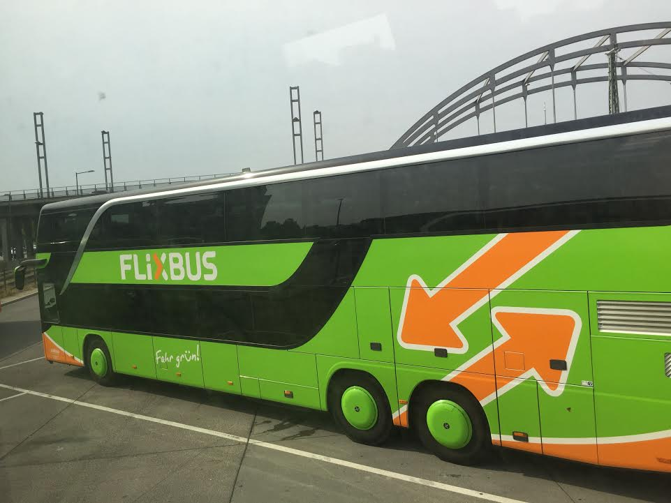 Flixbus looks nice from the outside. But Flixbus sucks, once you are inside the bus.