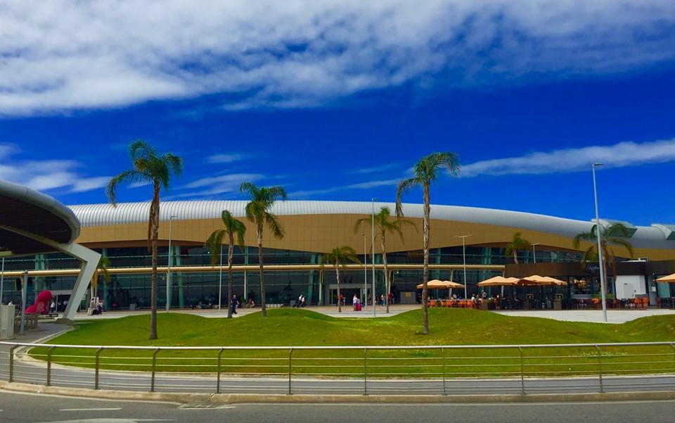 Faro Airport.