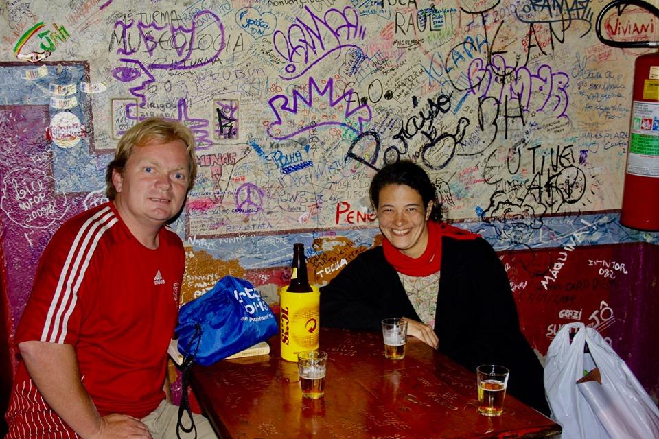 Student bar Ouro Preto.