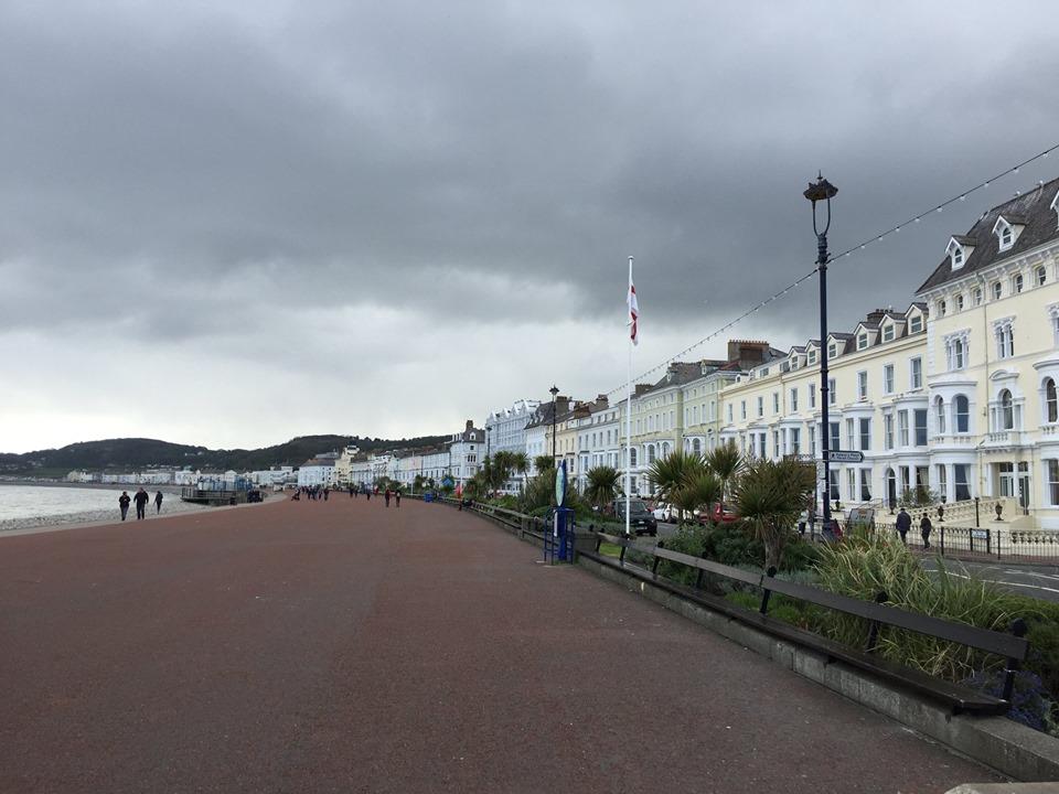 Promenade Llandudno