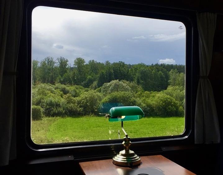 Train Sweden.