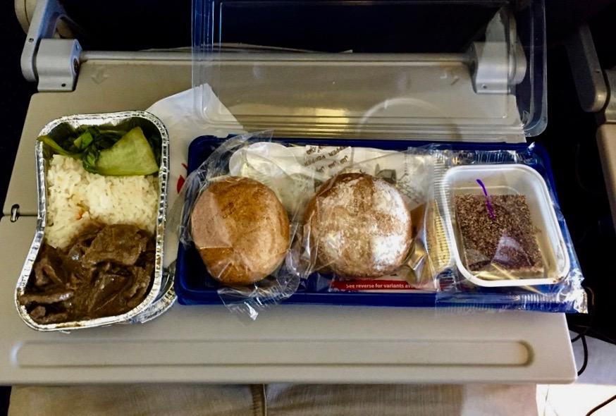 Food Rossiya Airlines