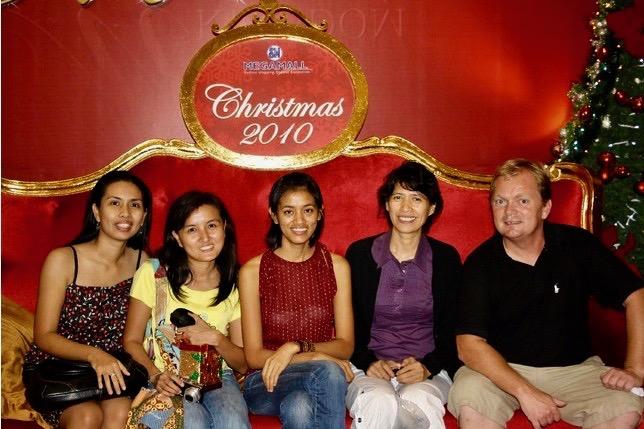 Christmas Manila