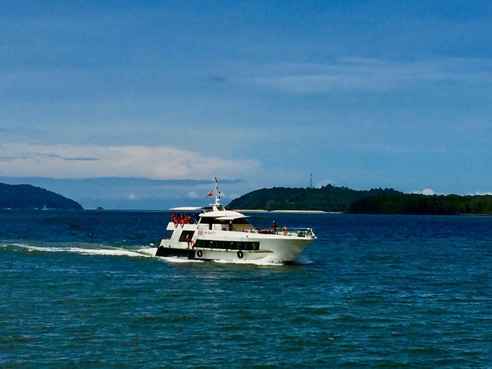 Ferry Pangkor