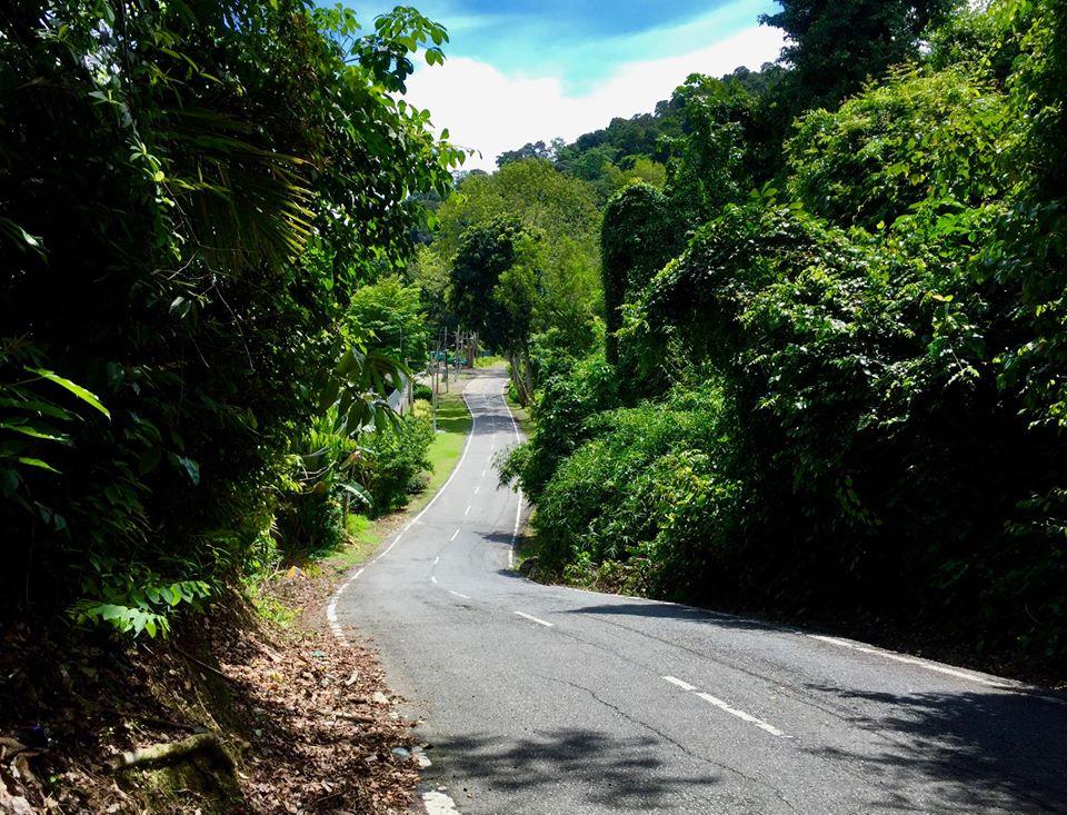 Roads Pangkor