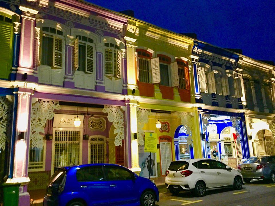 George Town Penang.