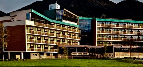 Bohinj Eco Hotel.
